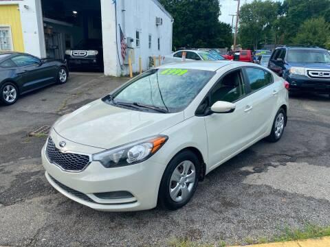 2015 Kia Forte for sale at Washington Auto Repair in Washington NJ
