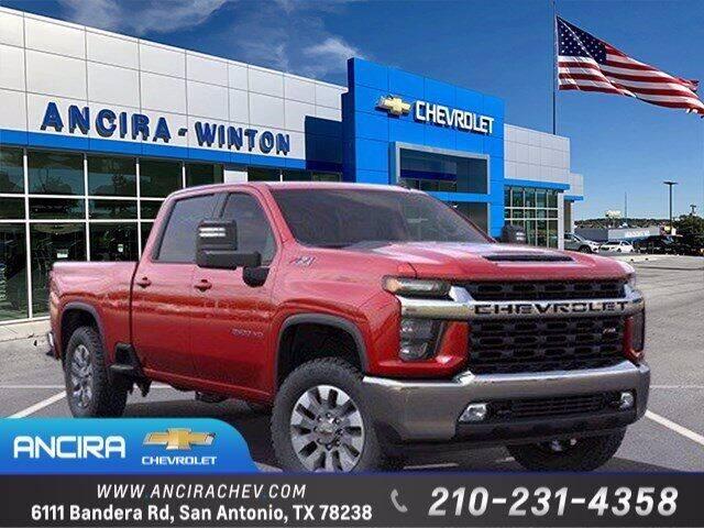 2022 Chevrolet Silverado 2500HD for sale in San Antonio, TX