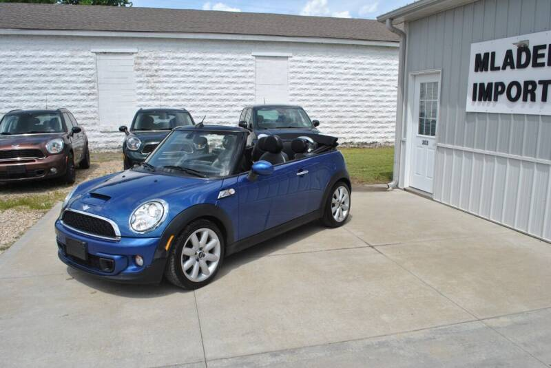2012 MINI Cooper Convertible for sale at Mladens Imports in Perry KS