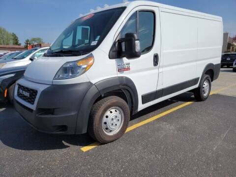 2019 RAM ProMaster Cargo for sale at Rizza Buick GMC Cadillac in Tinley Park IL