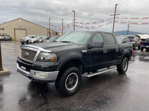 2005 Ford F-150 for sale at Auto Image Auto Sales in Pocatello ID