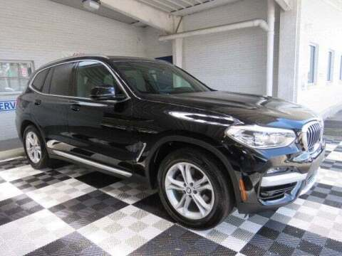 2020 BMW X3 for sale at McLaughlin Ford in Sumter SC
