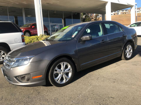 2012 Ford Fusion for sale at Autos Wholesale in Hayward CA