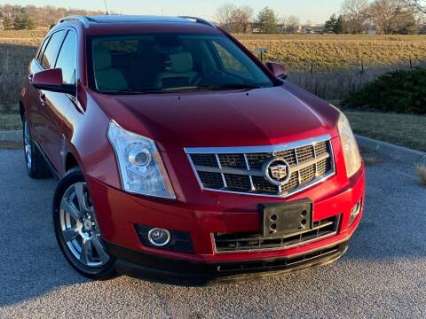2010 Cadillac SRX for sale at Big O Auto LLC in Omaha NE