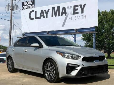 2019 Kia Forte for sale at Clay Maxey Fort Smith in Fort Smith AR