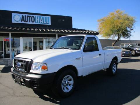 2011 Ford Ranger for sale at Auto Hall in Chandler AZ