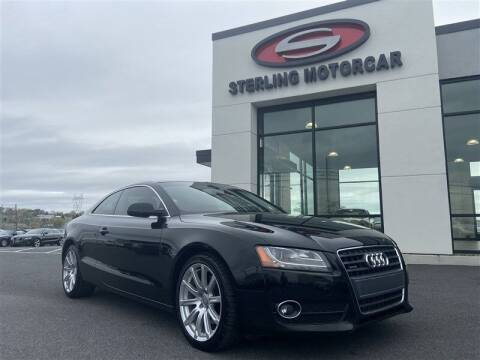 2011 Audi A5 for sale at Sterling Motorcar in Ephrata PA