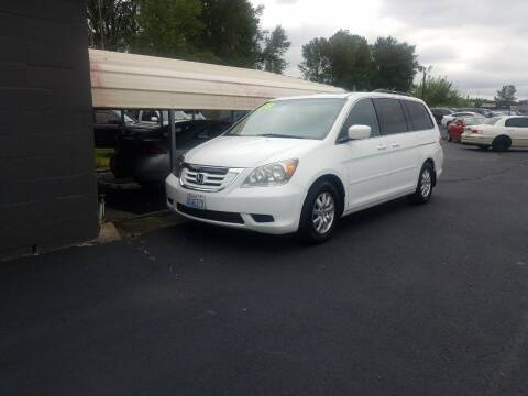 2008 Honda Odyssey for sale at Bonney Lake Used Cars in Puyallup WA