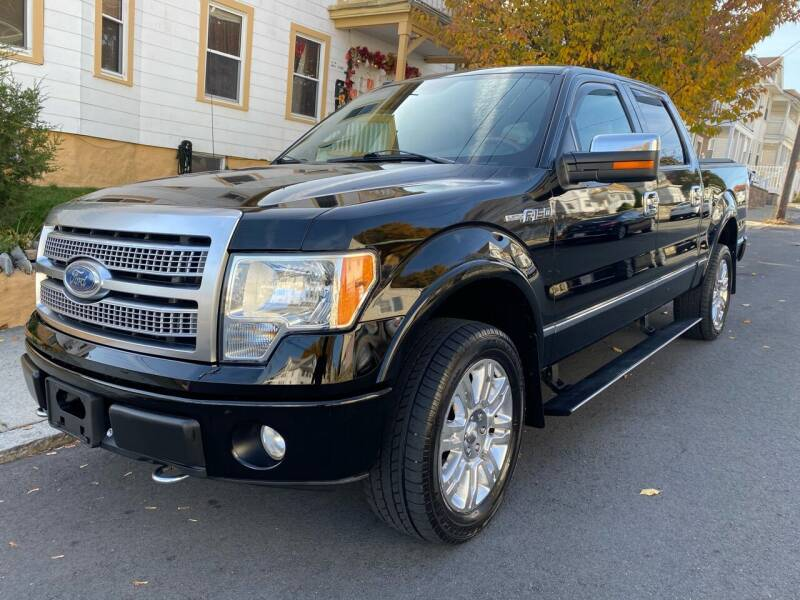 2009 Ford F-150 for sale at Welcome Motors LLC in Haverhill MA