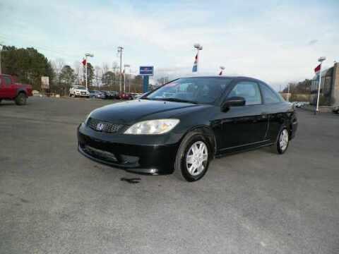 2005 Honda Civic for sale at Paniagua Auto Mall in Dalton GA