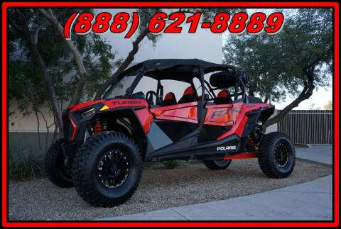 2020 Polaris RZR XP 4 Turbo for sale at AZMotomania.com in Mesa AZ