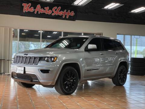 2018 Jeep Grand Cherokee for sale at The Auto Shoppe in Springfield MO