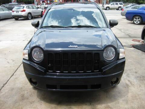 2010 Jeep Compass for sale at LAKE CITY AUTO SALES in Forest Park GA