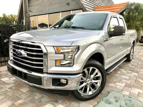 2016 Ford F-150 for sale at Unique Motors of Tampa in Tampa FL
