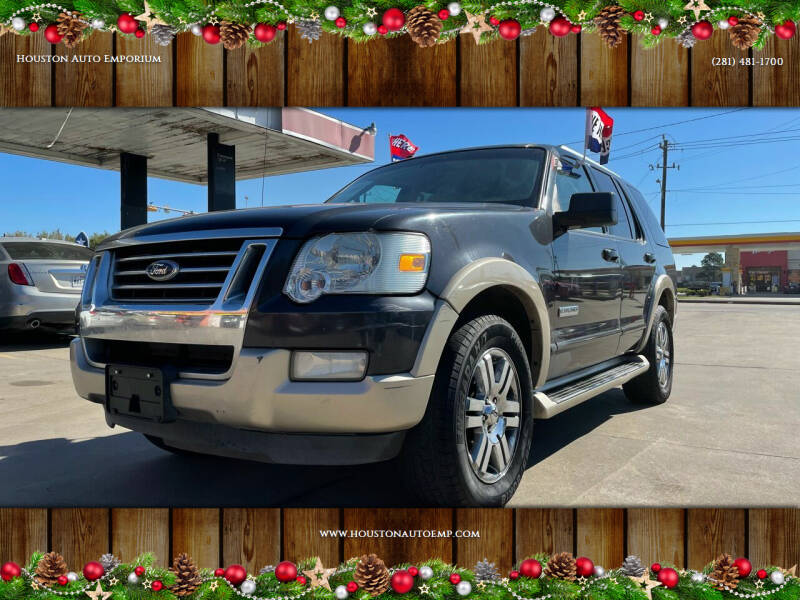 2007 Ford Explorer for sale at Houston Auto Emporium in Houston TX