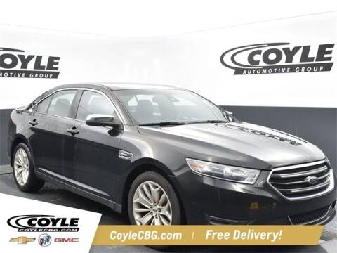 2015 Ford Taurus for sale at COYLE GM - COYLE NISSAN - New Inventory in Clarksville IN