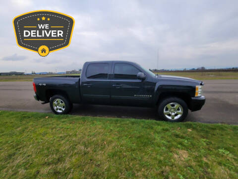 2009 Chevrolet Silverado 1500 for sale at McMinnville Auto Sales LLC in Mcminnville OR