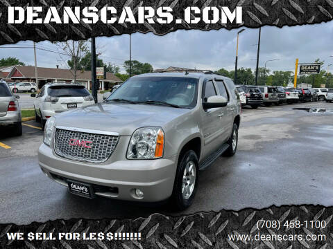 2007 GMC Yukon for sale at DEANSCARS.COM in Bridgeview IL
