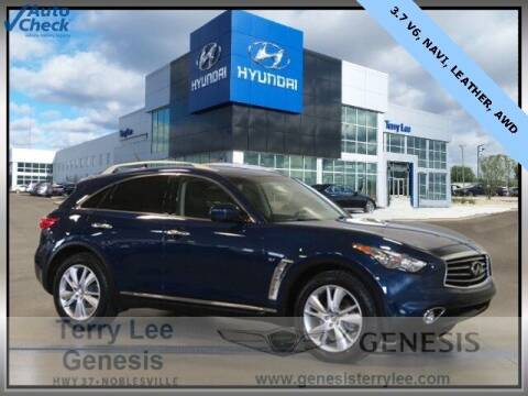 2016 Infiniti QX70 for sale at Terry Lee Hyundai in Noblesville IN
