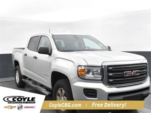 2019 GMC Canyon for sale at COYLE GM - COYLE NISSAN - New Inventory in Clarksville IN