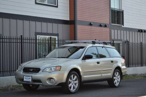 2007 Subaru Outback for sale at Skyline Motors Auto Sales in Tacoma WA