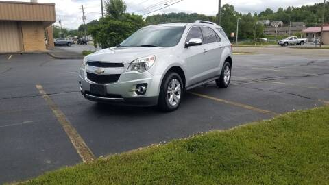 2013 Chevrolet Equinox for sale at Smith's Cars in Elizabethton TN