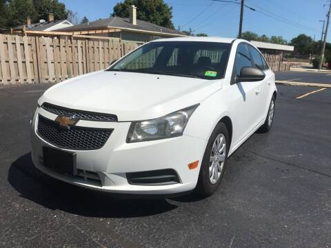 2011 Chevrolet Cruze for sale at Petite Auto Sales in Kenosha WI