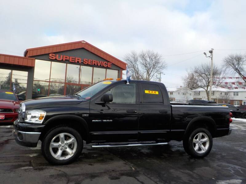 2007 Dodge Ram Pickup 1500 for sale at Super Service Used Cars in Milwaukee WI