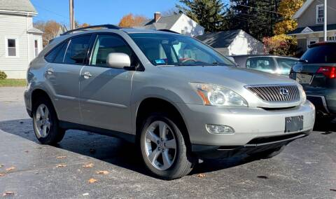 2005 Lexus RX 330 for sale at FAMILY AUTO SALES, INC. in Johnston RI