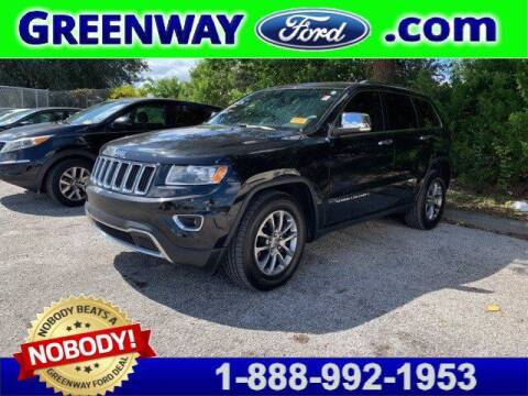 2014 Jeep Grand Cherokee for sale at Ask 4 Avelino - Greenway Ford in Orlando FL