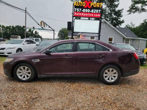 2011 Ford Taurus for sale at Autoxport in Newport News VA