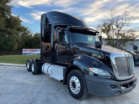 2015 International ProStar+ for sale at Detroit Cars and Trucks in Orlando FL