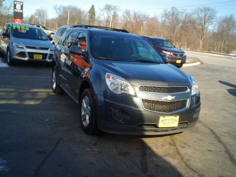 2011 Chevrolet Equinox for sale at BestBuyAutoLtd in Spring Grove IL