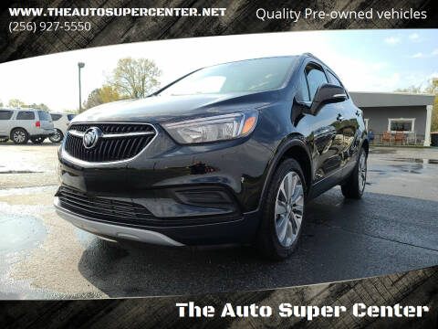 2018 Buick Encore for sale at The Auto Super Center in Centre AL
