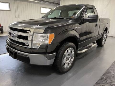 2013 Ford F-150 for sale at Monster Motors in Michigan Center MI