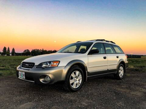 2005 Subaru Outback for sale at Accolade Auto in Hillsboro OR