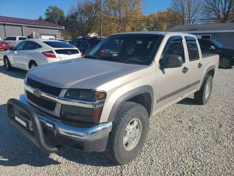 2006 Chevrolet Colorado for sale at Davidson Auto Deals in Syracuse IN