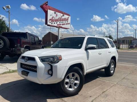 2014 Toyota 4Runner for sale at Southwest Car Sales in Oklahoma City OK