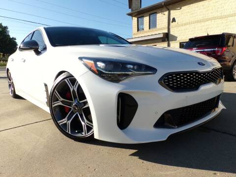 2019 Kia Stinger for sale at Prudential Auto Leasing in Hudson OH