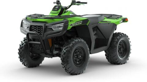 2022 Arctic Cat Alterra 600 EPS for sale at Champlain Valley MotorSports in Cornwall VT