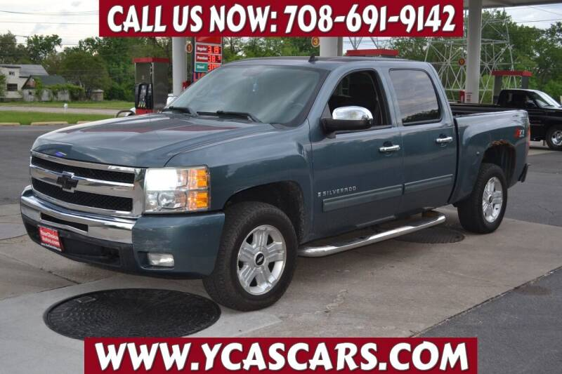 2009 Chevrolet Silverado 1500 for sale at Your Choice Autos - Crestwood in Crestwood IL