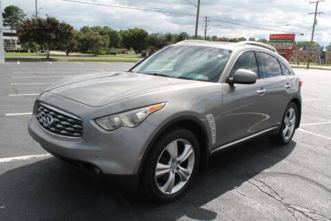 2009 Infiniti FX35 for sale at Drive Now Auto Sales in Norfolk VA