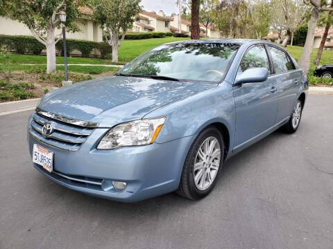 2006 Toyota Avalon for sale at E MOTORCARS in Fullerton CA