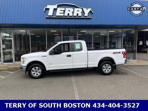 2015 Ford F-150 for sale at Terry of South Boston in South Boston VA