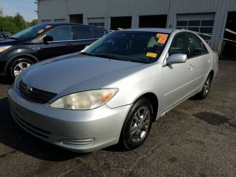 2004 Toyota Camry for sale at MOUNT EDEN MOTORS INC in Bronx NY