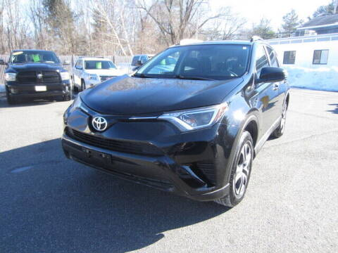2016 Toyota RAV4 for sale at Auto Choice of Middleton in Middleton MA