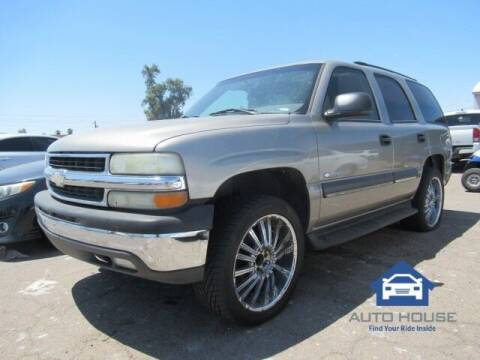 2003 Chevrolet Tahoe for sale at AUTO HOUSE TEMPE in Tempe AZ