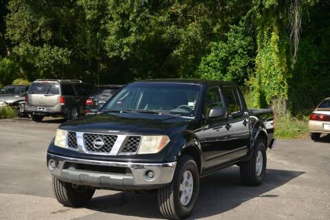 2005 Nissan Frontier for sale at Motor Car Concepts II - Kirkman Location in Orlando FL