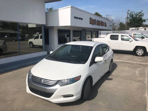 2011 Honda Insight for sale at Moye's Auto Sales Inc. in Leesburg FL