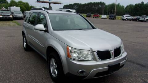 2007 Pontiac Torrent for sale at North Star Auto Mall in Isanti MN